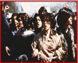 جزوه اولین نشست زنان چپ و کمونیست منتشر شد!