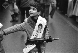 عکسهایی دیده نشده از انقلاب 57| آلفرد یعقوبزاده