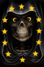 EU_Monster_Greaper_Todesengel_Austeritaetspolitik_Austeritaet_Spardiktat_EURO_EZB_IWF_Troika_Syriza_Kapitalismus_Eurozone_Schaeuble_Alexis_Tsipras_Mario_Draghi_Christine_Lagarde_EU-Diktatur